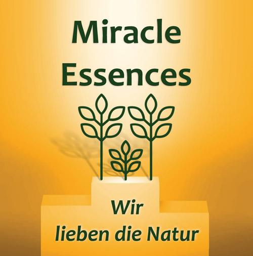Miracle Essences die Wildkäuter Essenzen