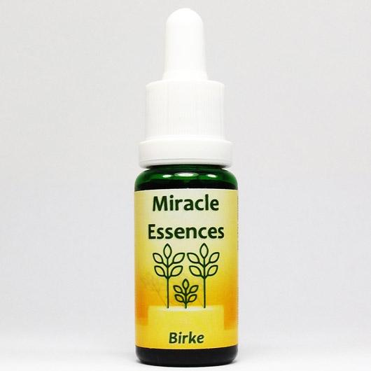 Birke Blütenessenzen Miracle Essences