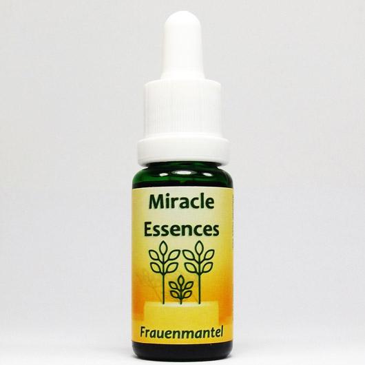 Frauenmantel Blütenessenzen Miracle Essences