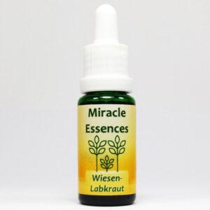 Wiesen-Labkraut Blütenessenzen Miracle Essences