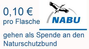 Spende Naturschutzbund Miracle Essences